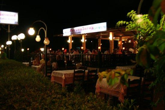 KervanSaray Ocakbasi Restaurant: Kervansaray restaurant Dalyan