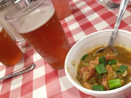New Orleans School of Cooking: Gumbo