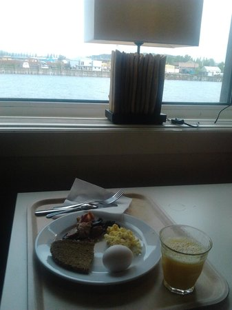 Good Morning+ Goteborg City: La colazione