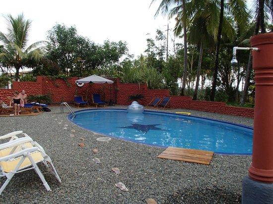 Beso del Viento: la piscine