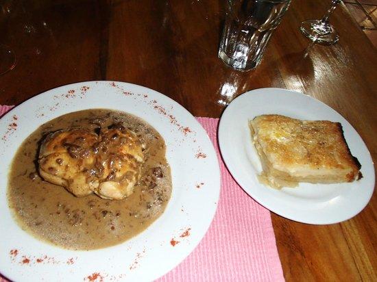 Beso del Viento: une délicieux diner