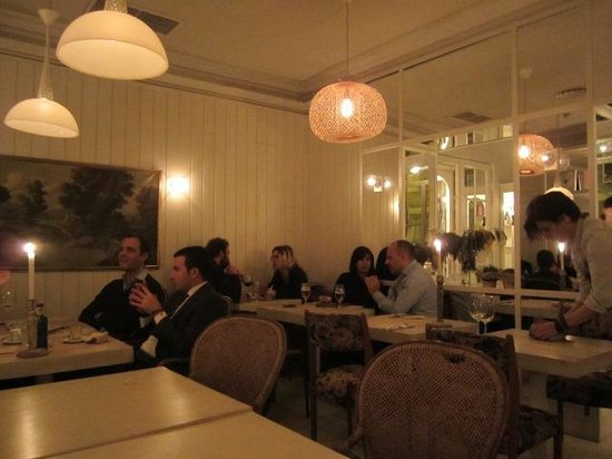 Dray Martina: second dining room