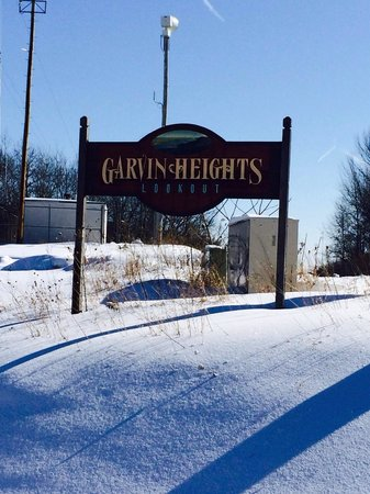 Garvin Heights: See this sign & you made it!
