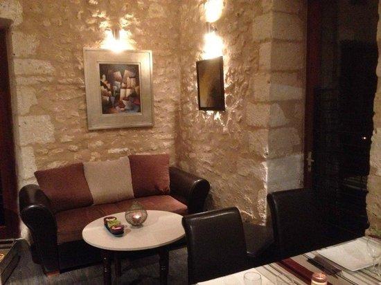 La Recre Gourmande: la petite salle