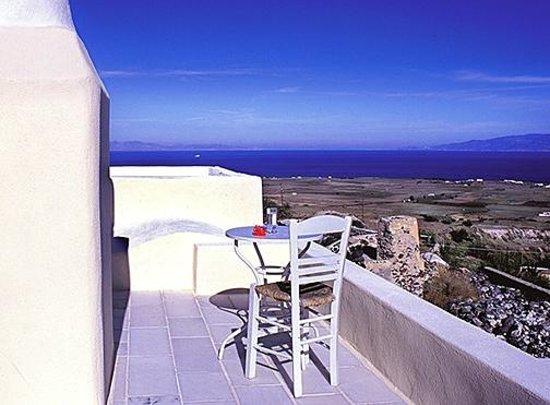 Heliophos : Balcony to Aegean