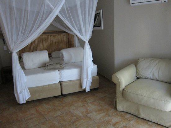 Halali Resort: Chambre