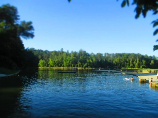 Big Ridge State Park: Bg Ridge State Park in July