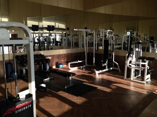 InterContinental Bucharest: Work out facilities