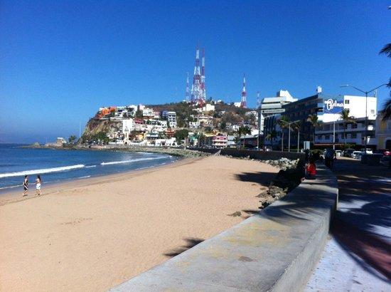 Playa Olas Altas: Great area to visit
