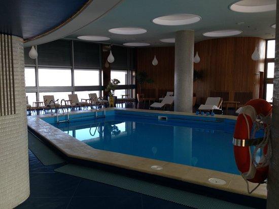 InterContinental Bucharest: Indoor pool