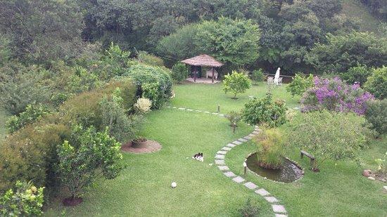 Pousada Remanso do Rio Preto: Piter uma gracinha...