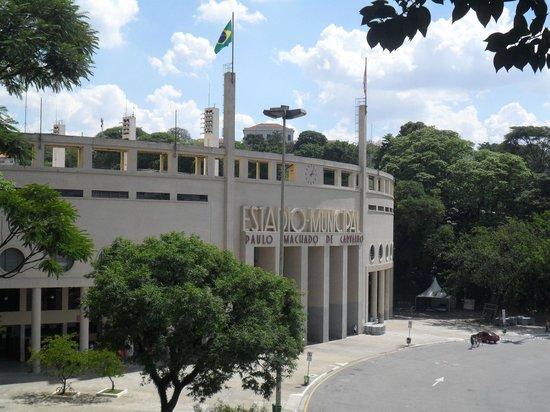 Museu do Futebol (Fußball-Museum): O Museu do Futebol, fica dentro do estádio do Pacaembu e o acesso é muito fácil!