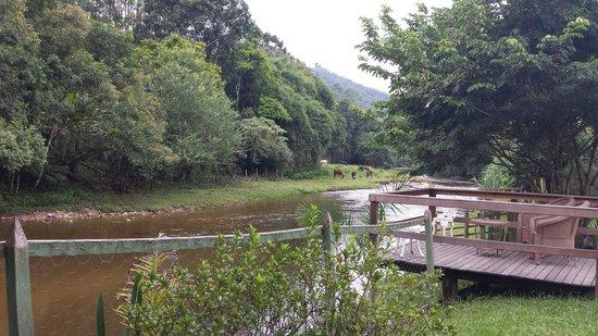 Pousada Remanso do Rio Preto: Amei cada minuto... uma paz fora do comum!