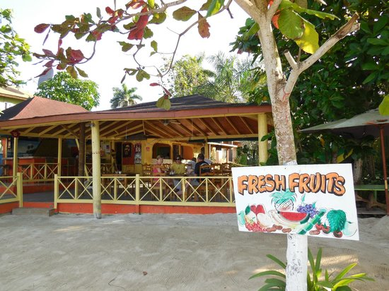 Our Past Time Villas : Restaurant
