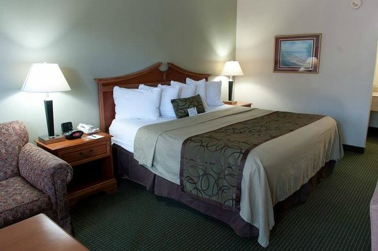 BEST WESTERN Inn of Brenham: King Guest Room with Queen Sleeper Sofa