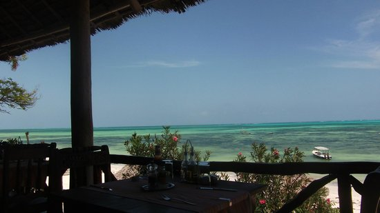 Blue Oyster Hotel : Panorama dal Ristorante Bar