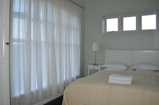 Hotel Grimsborgir : Front bedroom