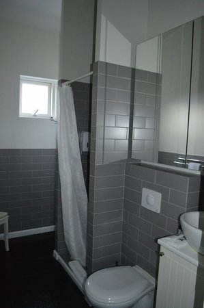 Hotel Grimsborgir : Shower room