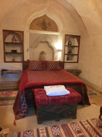 Hotel Cave Konak: Cave Suite