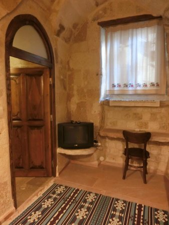 Hotel Cave Konak: TV Room (Located at the Basement of the Room)