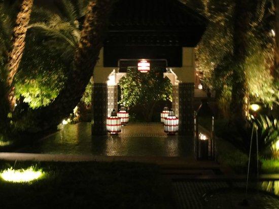 La Mamounia Marrakech : view