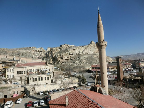 Hotel Cave Konak : View from Hotel