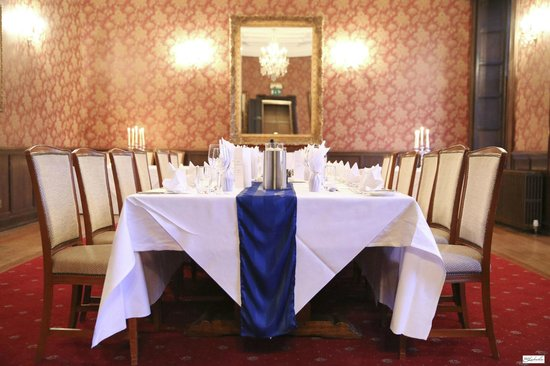 Carberry Tower Mansion House and Estate : Elphinstone Room