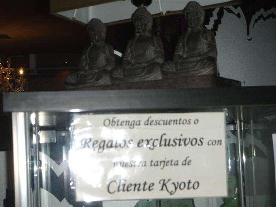 Santiagokyoto: Descuentos o regalos