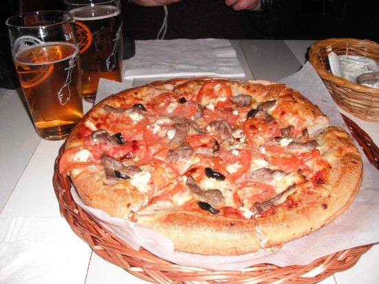 Yonas Pizzeria & Catering : Kos pizza
