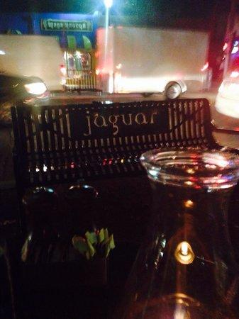 Jaguar Ceviche Spoon Bar and Latin Grill: Jaguar Ceviche Bar