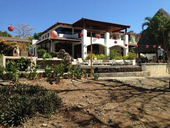 Villa Alegre - Bed and Breakfast on the Beach: The Main Haicenda