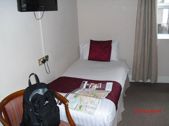 Portobello Hotel: 2nd bed