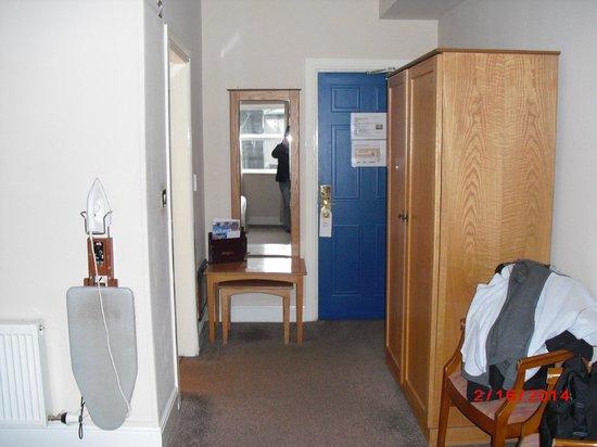 Portobello Hotel: room