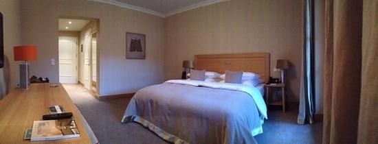 Hotel Bachmair Weissach: deluxe Gartenzimmer
