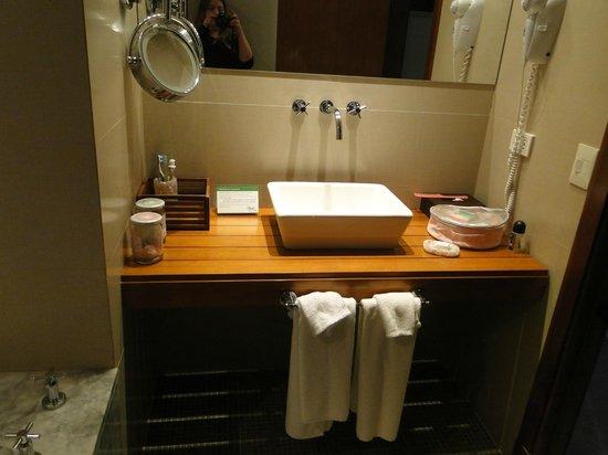 Mine Hotel Boutique: banheiro