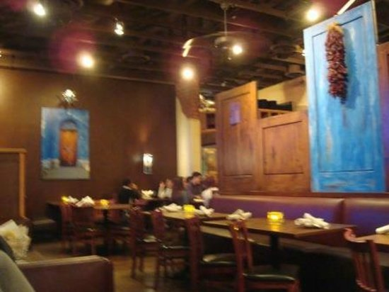 Blue Adobe Grille: One of the dining rooms, Blue Adobe Grill, Scottsdale, AZ