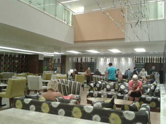 Terrace Elite Resort : Lobby