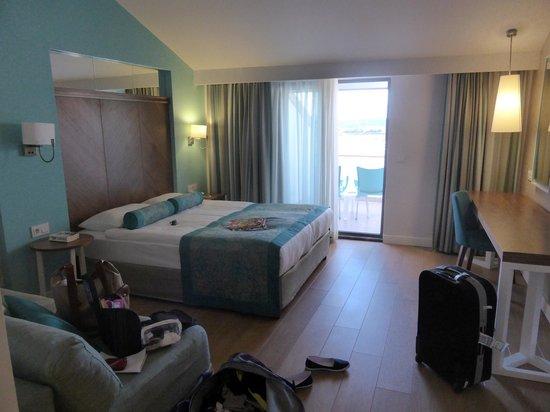 Terrace Elite Resort : Hotelzimmer