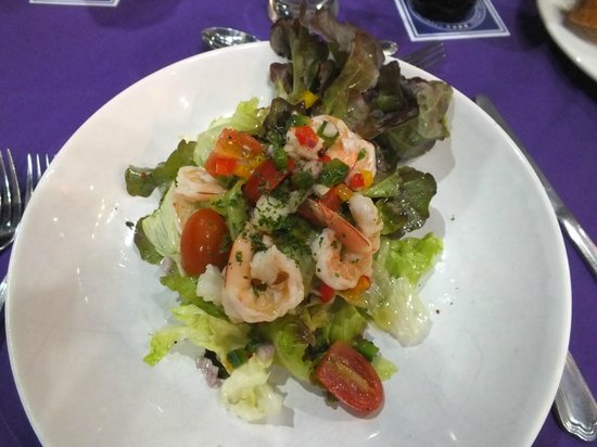 Chalong Beach Hotel and Spa: assiette