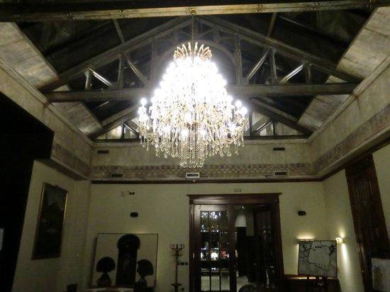 Hotel Europe Sarajevo: Reception