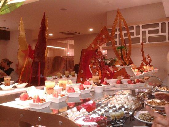 Terrace Elite Resort : Themenbuffet (Türkischer Abend)