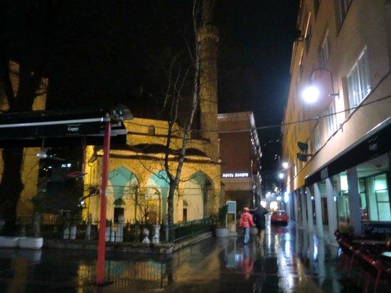 Hotel Europe Sarajevo : Old town near hotel