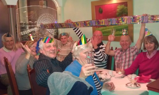 Bengal Brasserie 70th Birthday Party