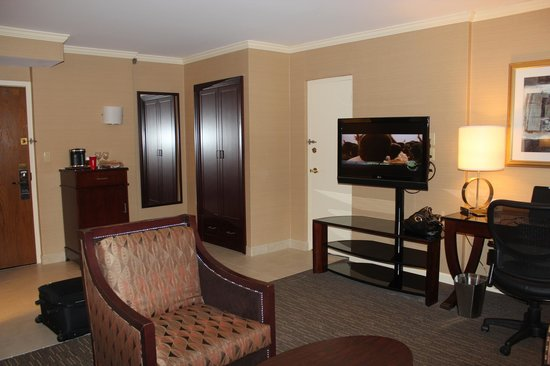 Wyndham Grand Pittsburgh Downtown: Suite 1109