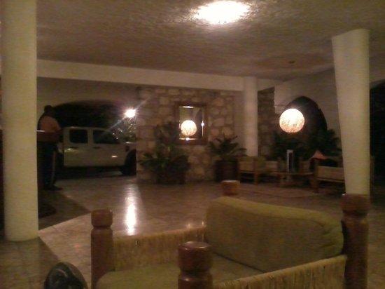 La Villa Creole: Lobby