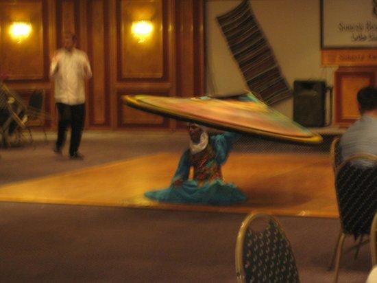 Sol Taba Red Sea : Юбка шоу