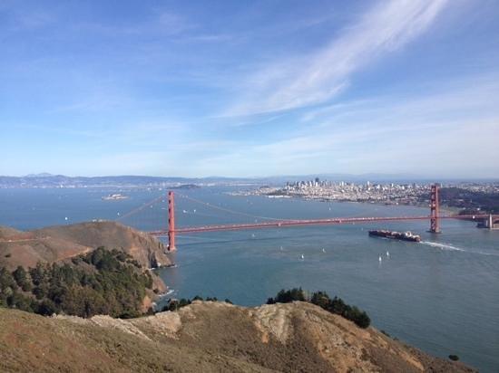 Marin Headlands: incroyable