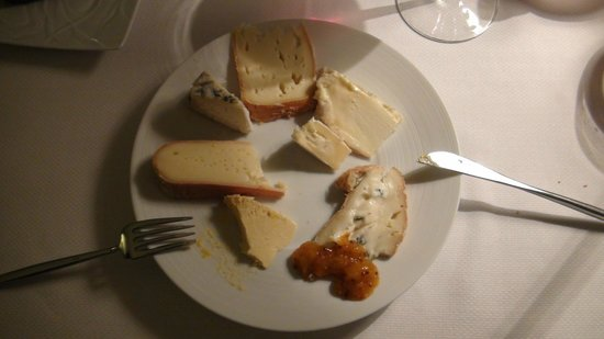 le jardin gourmand : Fromages