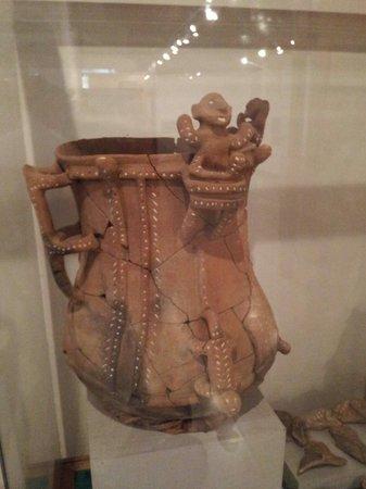 Archaeological Park of Tierradentro: En el museo arqueológico