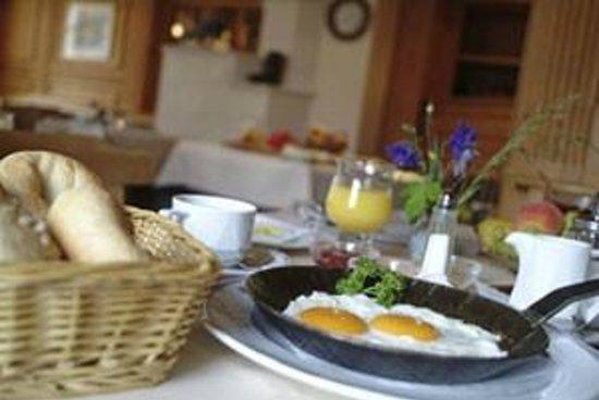 AKZENT Gasthof Krone: Frühstück